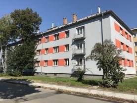 Prodej, byt 2+1, 62 m2, Ostrava - Zábřeh, ul. Dolní