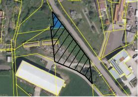 Prodej, pozemek, 2176 m2, Vlčí Habřina