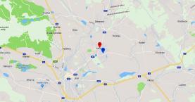 Mapa (Prodej, pozemek, 12369 m2, Valdice - Jičín), foto 3/12