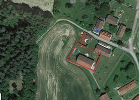 Prodej, parcela, 950 m2, Jarov u Blovic