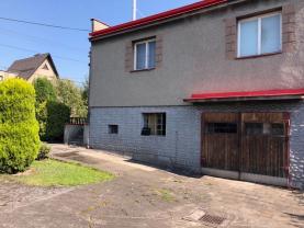 Prodej, rodinný dům 3+1, Ostrava - Radvanice, ul. Křístkova