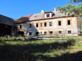 Prodej, rodinný dům, 10 místností, 1360 m2, Mukařov