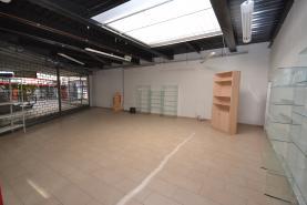 Pronájem, obchodní prostory, 77 m2, Jablonec nad Nisou