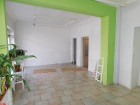 Pronájem, obchodní prostory, 36 m2, Tanvald, ul. Krkonošská