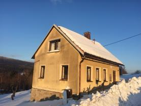 Prodej, rodinný dům, 925 m2, Pěnčín - Huť