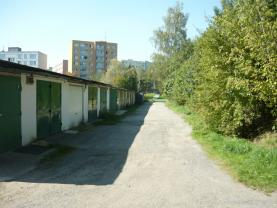 Prodej, garáž, 19 m2, Havířov - Šumbark, ul. Jarošova