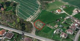 Prodej, stavební pozemek, Petrovice u Sedlčan