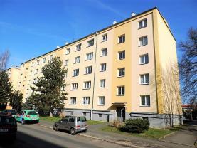 Pronájem, byt 2+1, 53 m2, Cheb, ul. Kosmonautů