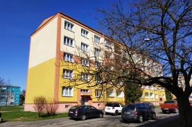 Prodej, byt 2+1, 51 m2, OV, Cheb, ul. V Zahradách