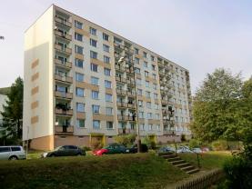 Prodej, byt 3+1, 82 m2, DV, Krupka, ul. Karla Čapka