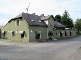 Prodej, bytový dům, 11 + 1, 594 m2, Cheb, ul. Šlapanská