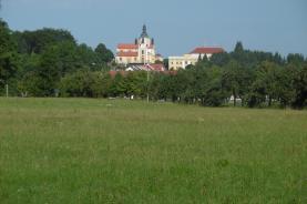 Prodej, stavební pozemek, Chlum u Třeboně