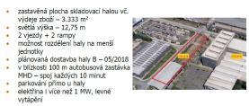 (Pronájem, sklad, 3400 m2, Plzeň, ul. Na Pomezí), foto 4/4