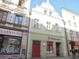 Pronájem, kancelářské prostory, Jindřichův Hradec - Panská