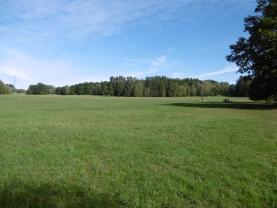 Prodej, louka a les, 17876 m2, Chlum u Třeboně