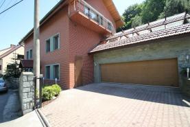 Pronájem, rodinný dům 8+1, Ostrava - Petřkovice