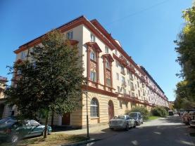 Prodej, byt 1+1, 40 m2, Plzeň, ul. Francouzská třída
