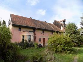 Prodej, rodinný dům, pozemky 10 262 m2, Malá Černoc