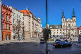 Pronájem, Obchod a služby, Jihlava, ul. Masarykovo náměstí