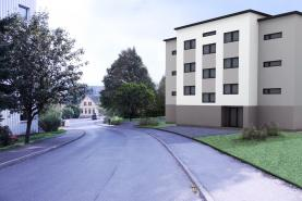 Prodej, byt 3+kk, 75 m2, OV, terasa, Liberec, Františkov
