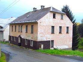 Prodej, nájemní dům, 4 byty, Dolní Poustevna