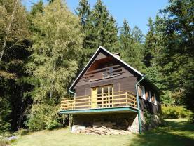 Prodej, chata 1+1, 399 m2, Vysočina, Rváčov u Hlinska