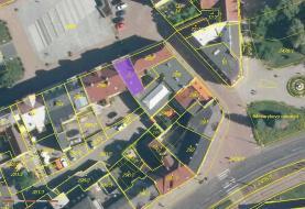 mapa dům (Pronájem, kancelářské prostory, Litvínov, ul. náměstí Míru), foto 3/10
