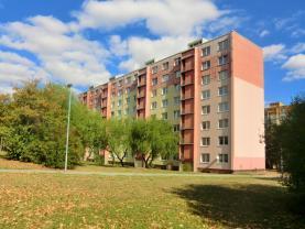 Prodej, byt 3+1, 66 m2, OV, Klášterec nad Ohří, ul. Školní
