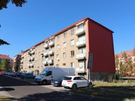 Prodej, byt 2+1, 51 m2, OV, Jirkov, ul. K. H. Máchy