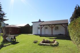 Prodej, stavební parcela, chata, 806 m2, Blovice