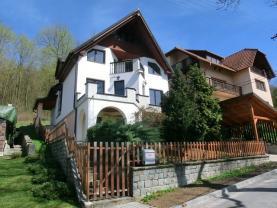 Prodej, rodinný dům 6+2, Luhačovice, ul. Lužné