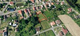 Prodej, stavební pozemek, 959 m2, Drmoul
