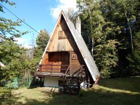 Prodej, chata, 390 m2, Lubno, Frýdlant nad Ostravicí