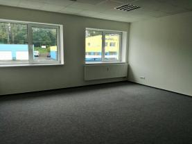 Pronájem, kancelářský prostor, 33 m2, Frýdek - Místek