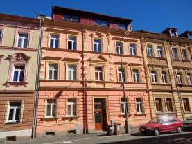 Prodej, byt 1+1, 50 m2, Cheb, ul. Mánesova
