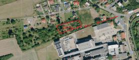 Prodej, stavební pozemek, 2877 m2, Kouřim