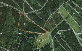 Prodej, lesní pozemek, 30418 m2, Šimonovice