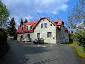 Prodej, penzion s restaurací, 540 m2, Polesí