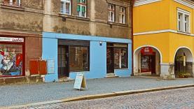 Pronájem, obchodní objekt, Litomyšl, ul. Braunerovo nám.