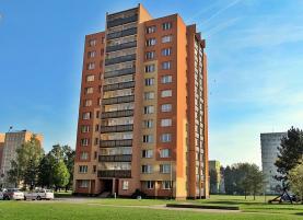 Pronájem, byt 1+kk, 28 m2, Ostrava - Poruba, ul. Francouzská