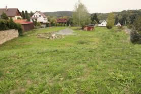 pohled na pozemek (Prodej, stavební pozemek, 2030 m2, Jablonné v Podještědí), foto 4/11