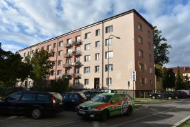 Prodej, byt 1+kk, 21 m2, Pardubice - Višňovka