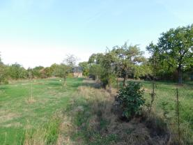 Prodej, zahrada, 396 m2, Barchov u Pardubic
