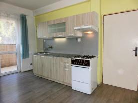 Prodej, byt 1+1+L, 41 m2, Karlovy Vary - Bohatice