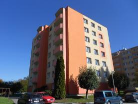 Prodej, byt 1+kk, 28 m2, DV, Trhové Sviny, ul. Budovatelská