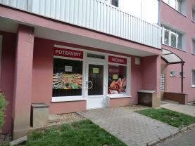 Prodej, obchod a služby, 55 m2, Most, ul. Jana Kubelíka