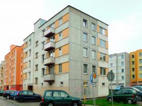 Pronájem, byt 1+1, Jindřichův Hradec - ul. Kosmonautů
