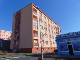 Prodej, byt 2+1, 46 m2, OV, Litvínov, ul. Ruská