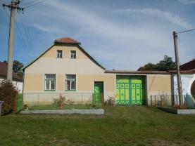 Prodej, rodinný dům, Černýšovice u Bechyně.