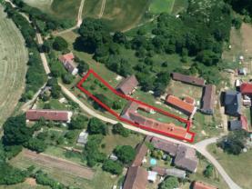 3D mapa (Prodej, rodinný dům, Černýšovice u Bechyně.), foto 3/27